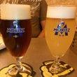 バルセロナのビール!…