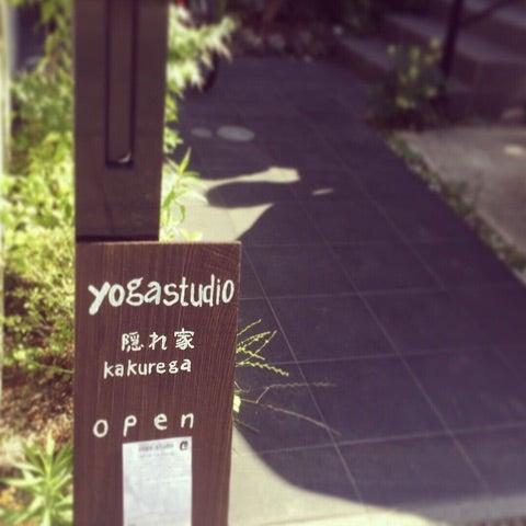 yoga studio隠れ家 kakuregaの画像
