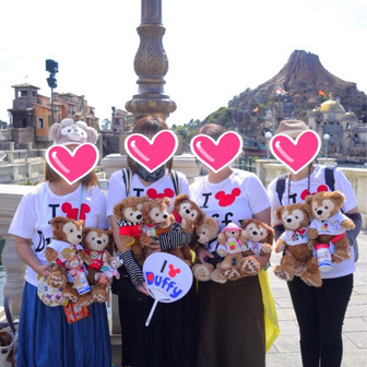 I ♡ duffy。We ♡ コロ助。