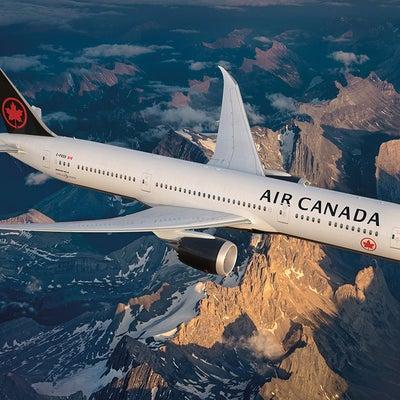 エアカナダの羽田〜トロント直行便に乗る際の10のコツの記事に添付されている画像