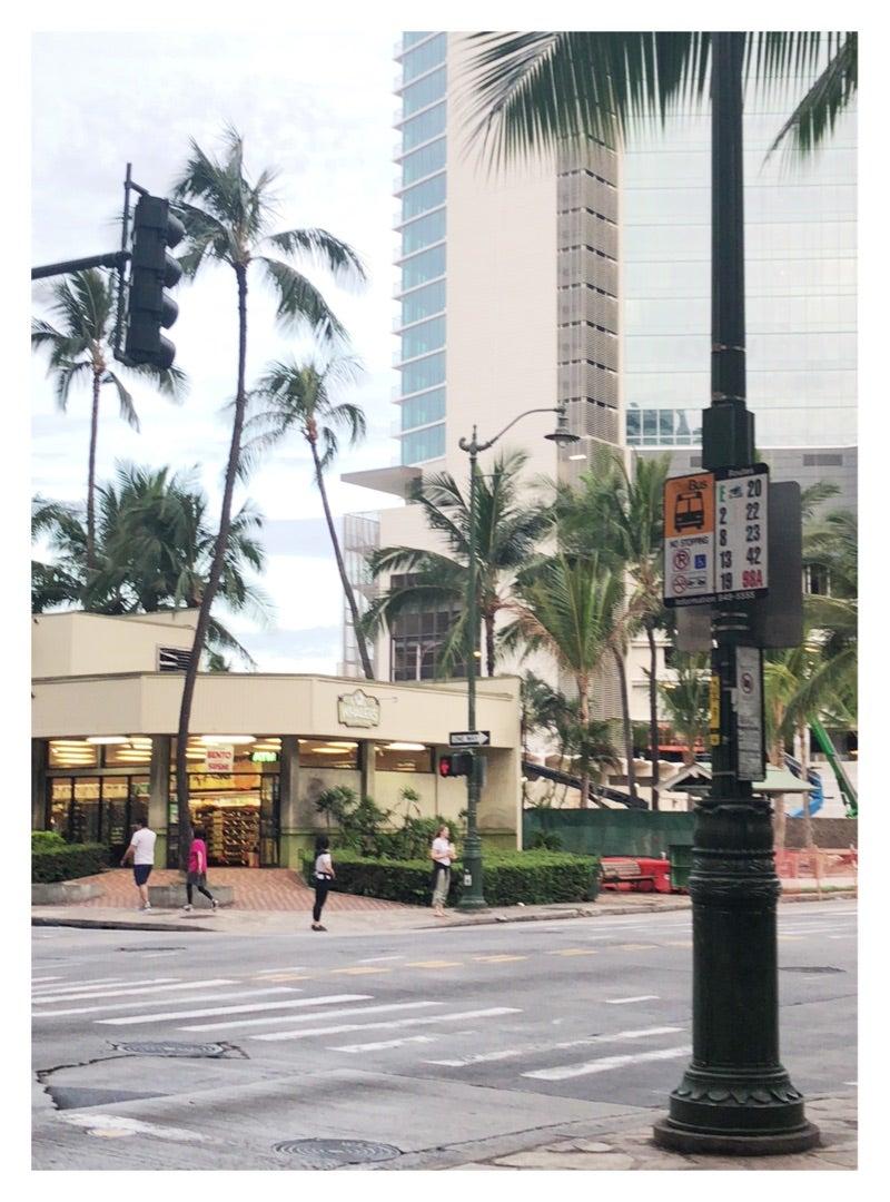 ババア ハワイ