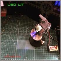 MG ザクⅡ マインレイヤー製作 3 LED工作の記事に添付されている画像