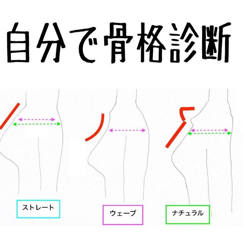 Twice 骨格 タイプ