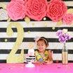 娘、2歳。