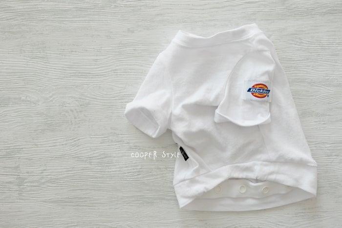 犬服 Tシャツ as know as de wan