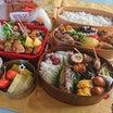 セセリの串焼き&肉巻き弁当☆お風呂工事の日