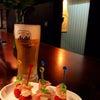 かわいい前菜 ピンチョスと、お刺身と。日本酒に合うなーの画像