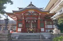 東京都大田区大森北、大森神社