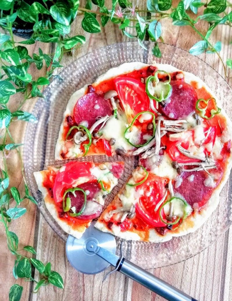 発酵 なし ピザ