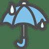 本日【雨得10分無料サービス】の画像