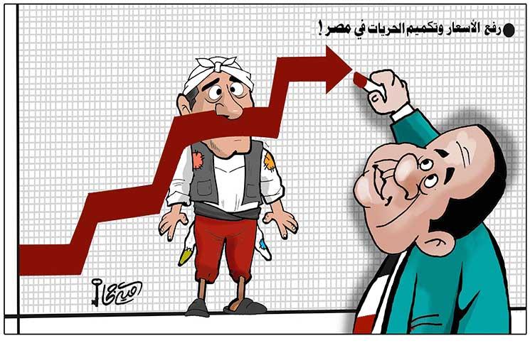 エジプト値上げ50%って、日本に...