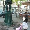 戦争から生まれた美しいパリの泉