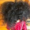 ハーフの女の子の縮毛矯正♪の画像