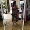 トロピカルカラー サマーロングドレス