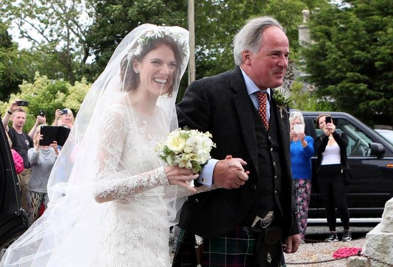キット・ハリントン&ローズ・レスリー2018年6月23日結婚 | Time Tested ...