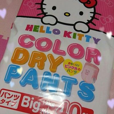 *⭐西松屋でキティちゃんの可愛すぎるオムツを発見!!⭐*の記事に添付されている画像
