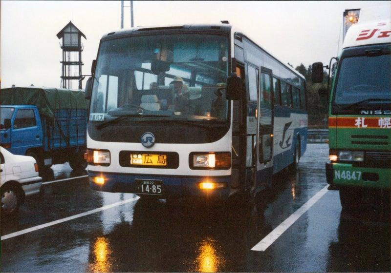 中国山地一直線~大阪-三次線・みこと号・ミリオン号で中国道が主役 ...
