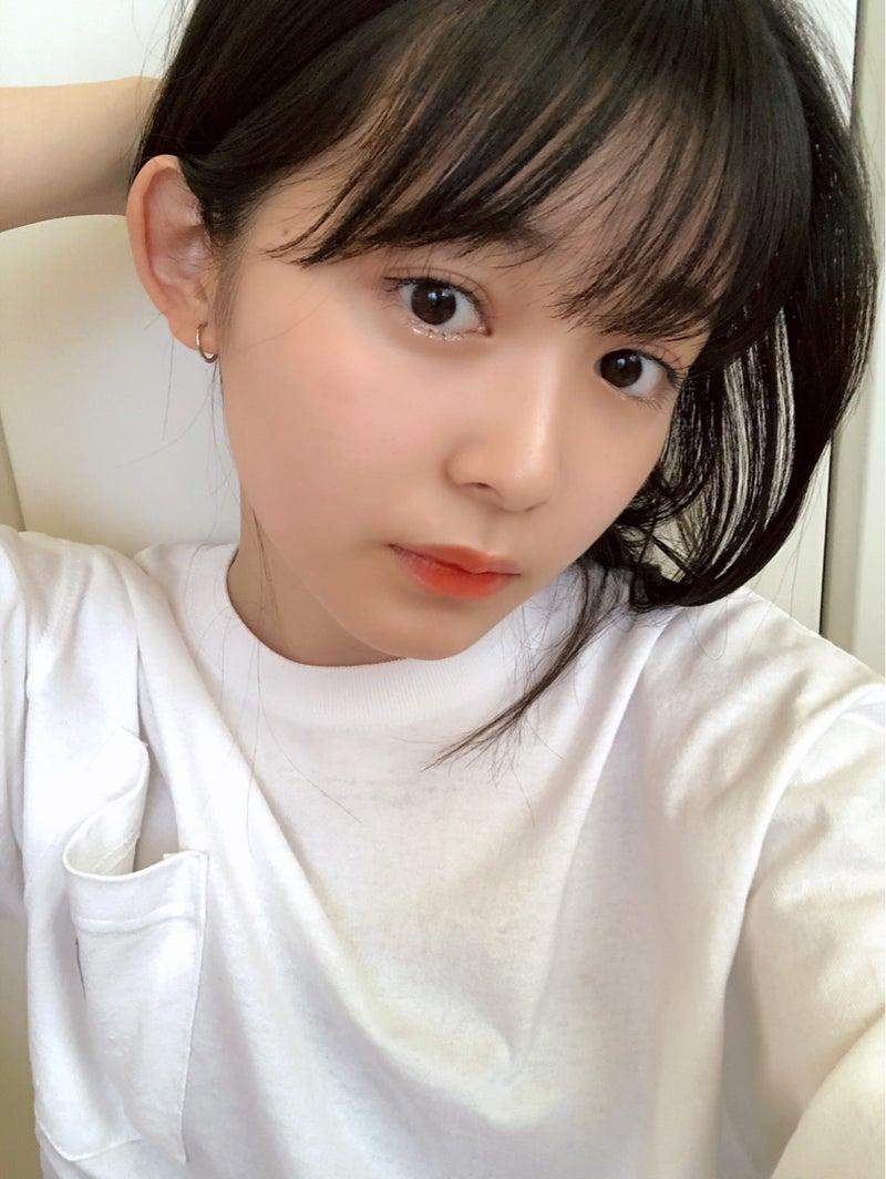 久間田琳加の自撮り画像