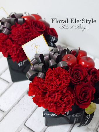 Floral Ele-Style~ベーシックコース生徒さま作品~