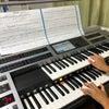 自分で選んだ曲だから、早く弾けるようになりたくてしっかり練習してきます(^^♪の画像