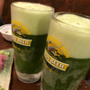抹茶ビールの画像