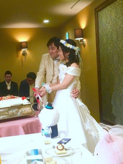 洋菓子店こけし 西荻窪 結婚式 ミルフェリーチェ 出張ヘアメイク ダウンヘア 花冠 不思議の国のアリス