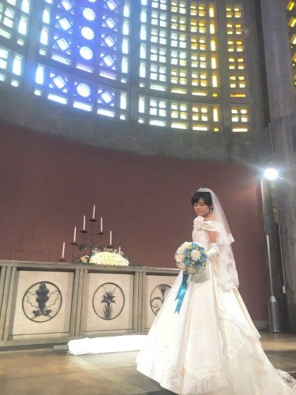 東京女子大学 チャペル 結婚式 ミルフェリーチェ 出張ヘアメイク