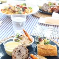 持ち寄りならぬデパ地下お惣菜パーティーの記事に添付されている画像