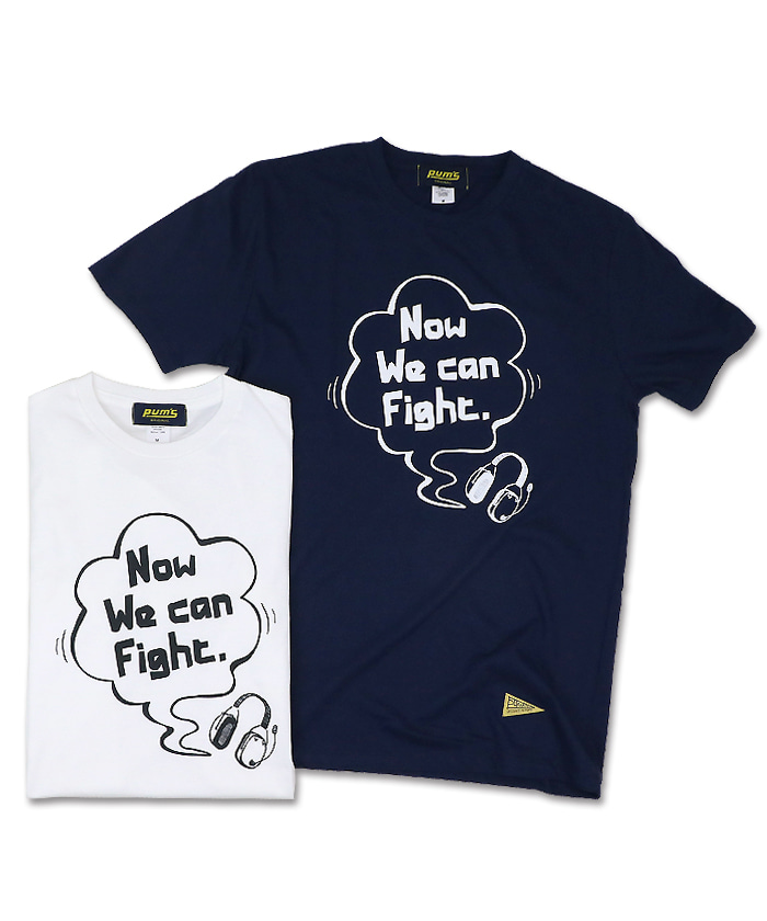 now we can fight 僕たちは戦える tシャツ入荷 eurosports