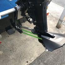 クイントレックス  油圧ジャックプレート取付けの記事に添付されている画像