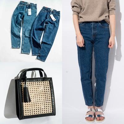 【ZARA】セールで見つけた神デニム&インスタで話題のバッグ♡の記事に添付されている画像