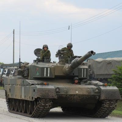 正しい戦車の動かし方 !?の記事に添付されている画像