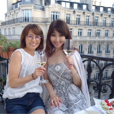 メゾンランドゥメンヌパリ 石川芳美さんご夫妻とテラスでスイーツ♡の記事に添付されている画像