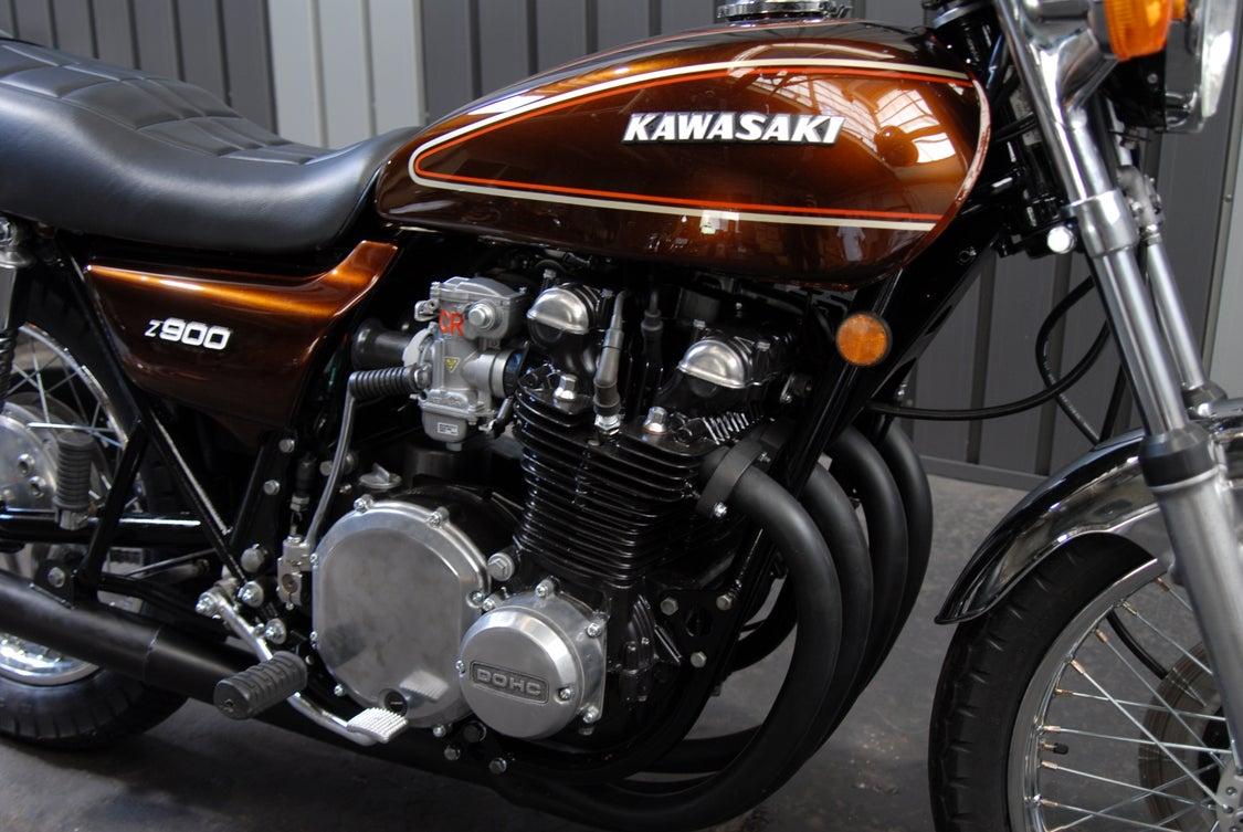 アクセス数が一番多かったKZ900 BrownがSold Outになりました!の記事より