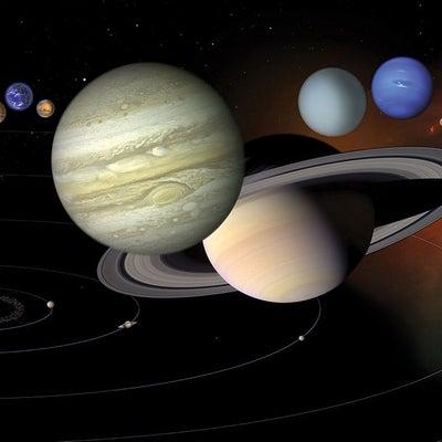 進行中の太陽系の変換の記事に添付されている画像