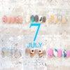 7月定額メニュー❁の画像