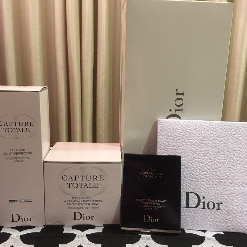 the best attitude 784ed 1cb89 Dior】バースデープレゼント2018   コスメを楽しむ