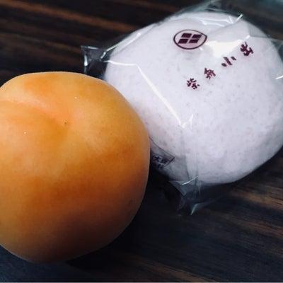 氷室の日に「杏」「琵琶」「ちくわ」の記事に添付されている画像