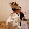 結婚式出張ヘアメイク/地毛結いの文金高島田の花嫁の画像