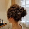 花嫁ヘアメイク/結婚式の出張ヘアメイク/素敵な花嫁のリハーサル3スタイルの画像