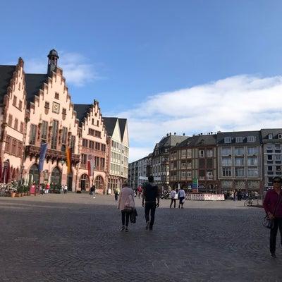 2018年6月☆ドイツ旅行記☆20.フランクフルト散策♪その2の記事に添付されている画像