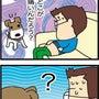 ★4コマ漫画「さわら…