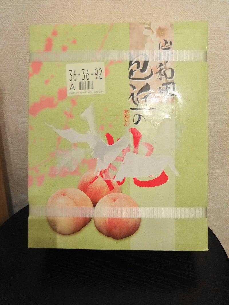 マルヤファーム桃贈り物②