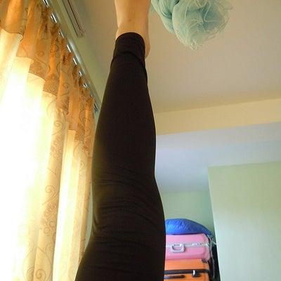 """再開!""""闘病をアシスト!寝ながらできる体幹強化ストレッチ~。その1""""の記事に添付されている画像"""
