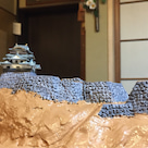 彦根城を作ってます。の記事より