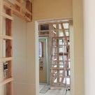 内部壁工事2 小松島市日開野町 K様邸 (注文住宅ならサーロジック)の記事より