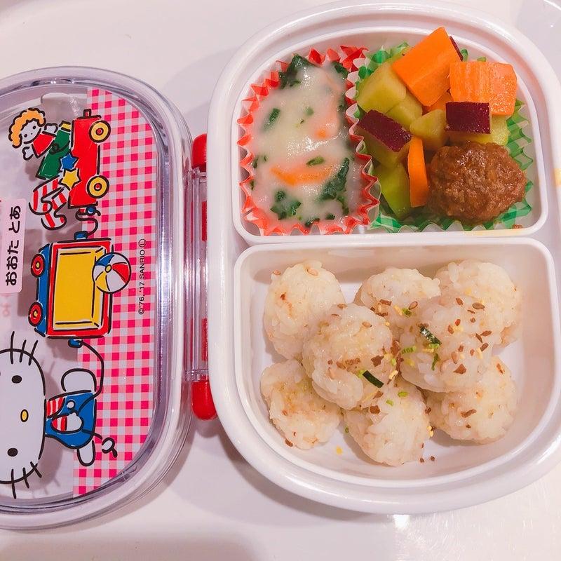 ジャンポケ太田の子供、長女十愛ちゃんのスクール弁当写真