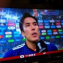 W杯 日本vsベルギーの記事に添付されている画像