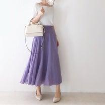お気に入りのプチプラスカートで紫陽花を見にの記事に添付されている画像