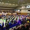 関東甲信越理容競技大会の画像